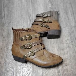 Corky's ankle Boots size 10